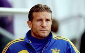 Известный украинский футболист начал тренерскую карьеру