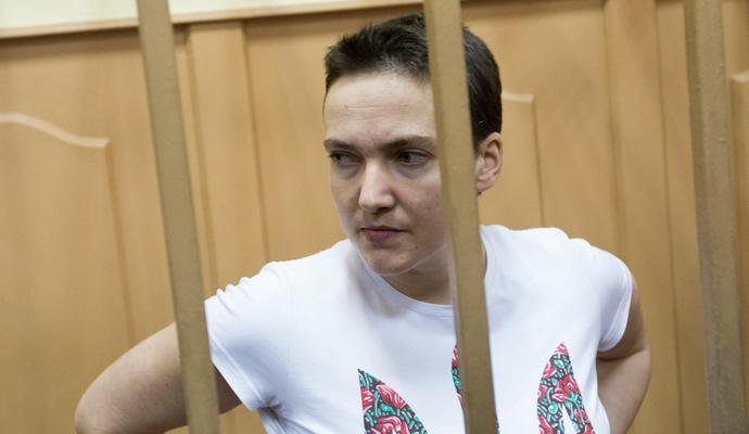 Під час маршу на честь Бориса Нємцова вимагатимуть звільнення Савченко