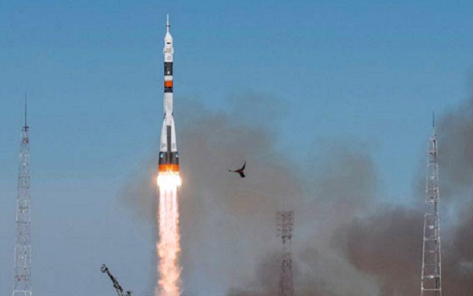 При запуске российской ракеты произошла авария