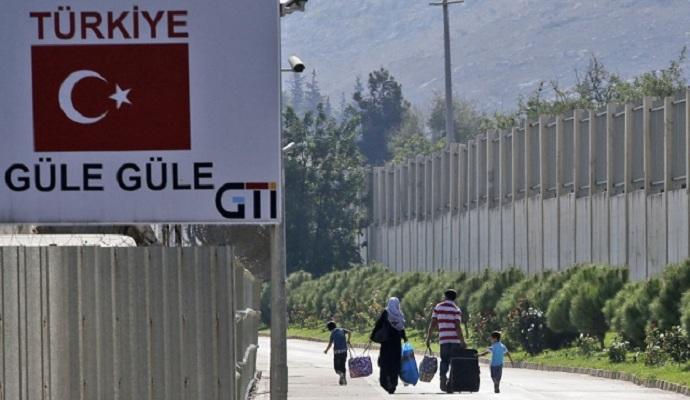 Вооруженные силы Турции задержали группу смертников