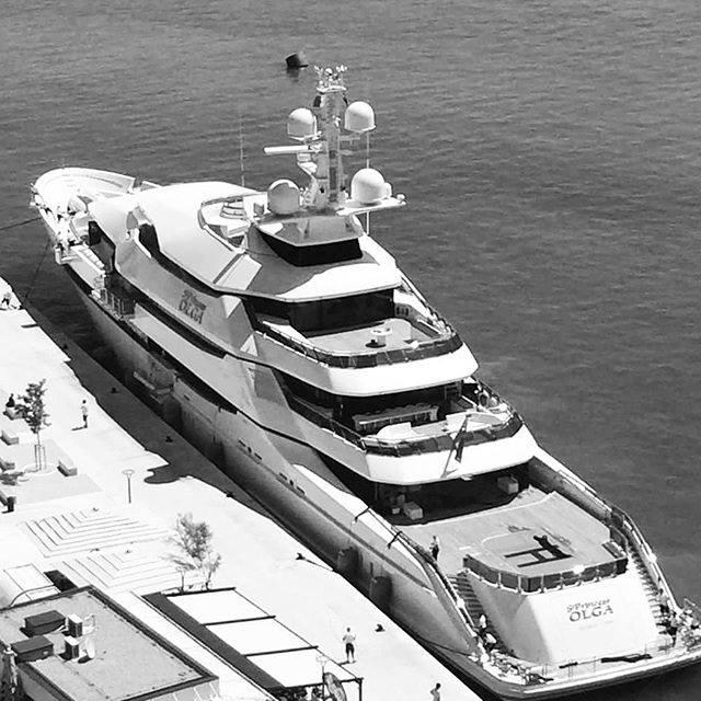 У соратника Путіна знайшли шикарну яхту: з'явилися фото (2)