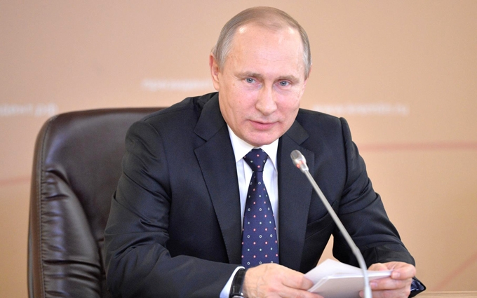 Стало известно, как Путин наградил своих генералов за войну на Донбассе