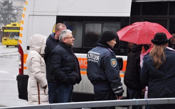 В Полтаве произошло ДТП с участием депутата Рады: опубликованы фото и видео