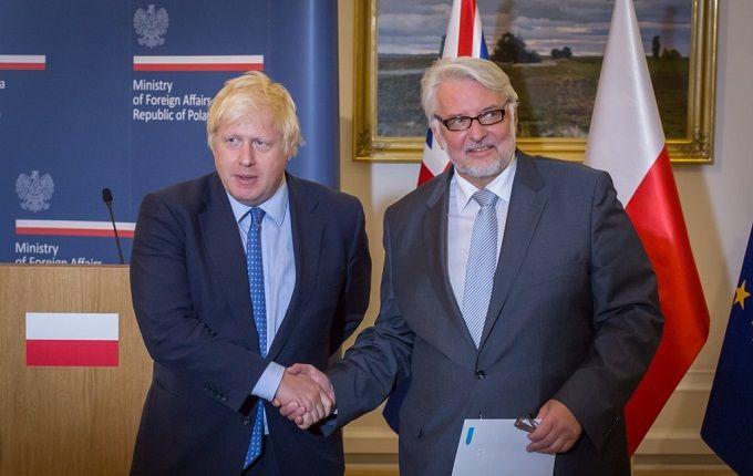 Глави МЗС Польщі та Великобританії виступили із заявою про санкції проти Росії