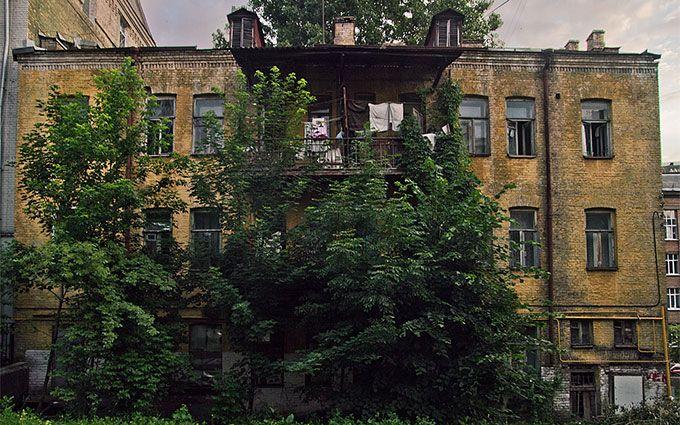 У Києві будинок виставили на продаж разом із мешканцями: стало відомо, як завершилася історія