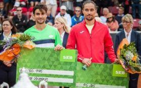 10 уроков теннисной недели: Феррер вспомнил молодость, дебютный триумф Рублёва