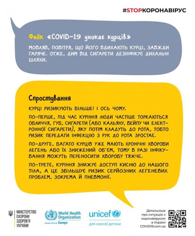 Минздрав опроверг еще один миф о коронавирусе (1)