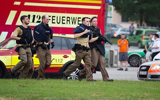Поліція Німеччини зробила заяву про стрілянину в Мюнхені