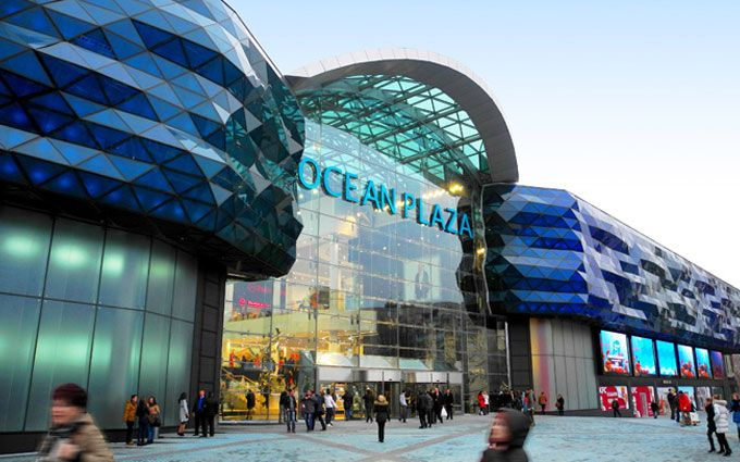 ТРЦ для мегаполиса: как Ocean Plaza задала новую концепцию моллов в Киеве