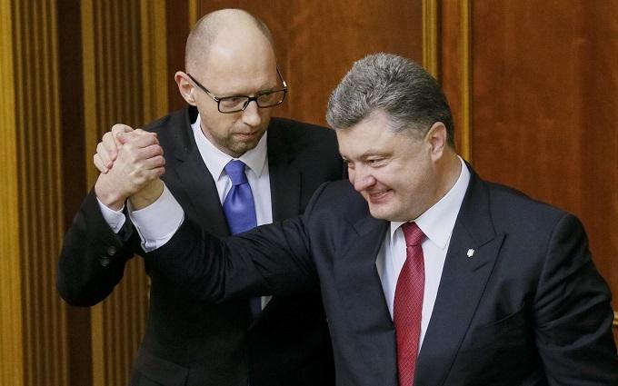 Нардеп сравнил партии Порошенко и Яценюка с двумя популярными напитками
