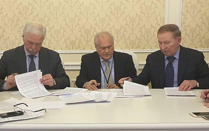 У Кучми повідомили про незвичайну пропозицію для бойовиків на Донбасі