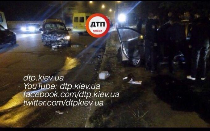 У справі про загибель патрульних в ДТП під Києвом з'явилася гучна деталь