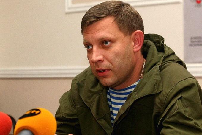 Ватажок ДНР запевняє, що рятує Україну від голоду