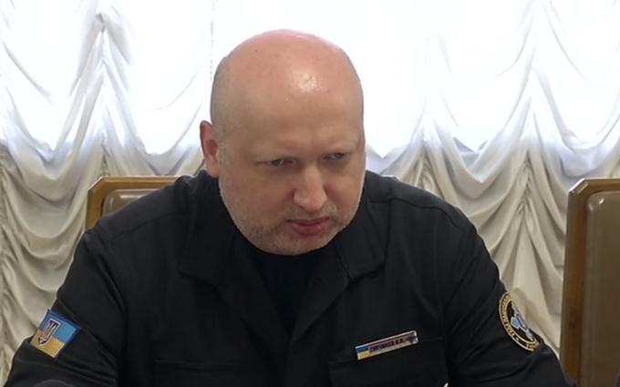 Турчинов знайшов на сайті Путіна докази агресії Росії
