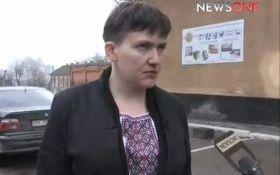 Савченко заспівала на ТБ: опубліковано відео