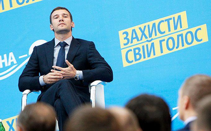 Шевченко розповів про вплив політики на його життя