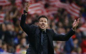 Симеоне: «Запрет подписывать игроков пошел Атлетико на пользу»