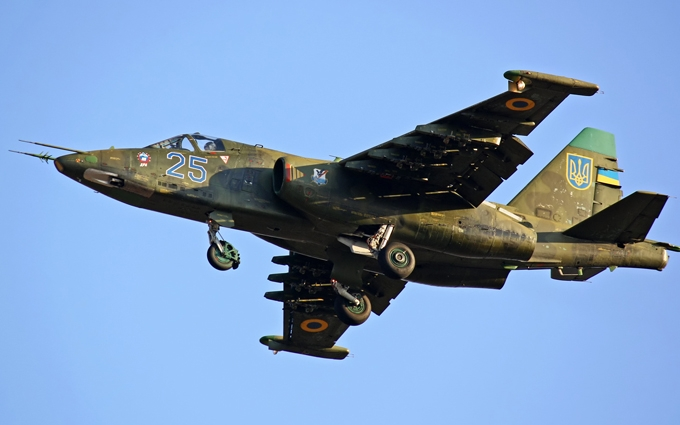 В Україні розбився військовий літак: з'явилися подробиці