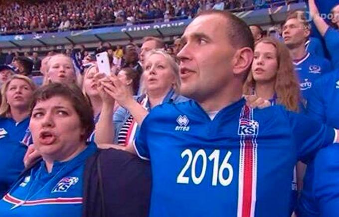 Президент Ісландії: на Євро-2016 ми грали серцем