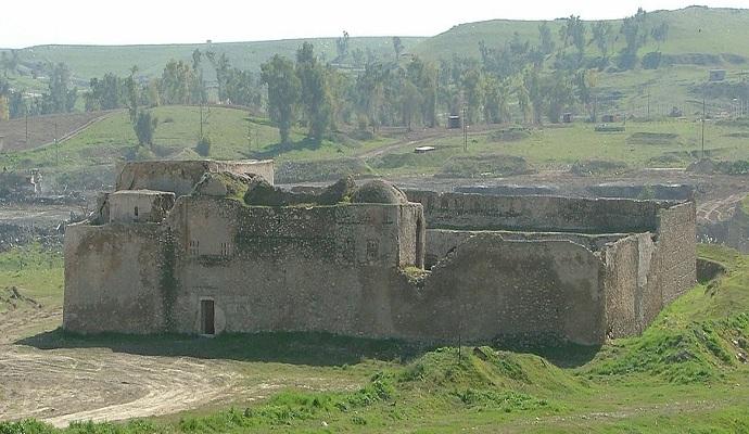 ИГИЛ уничтожил старейший христианский монастырь в Ираке