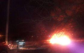Из-за крушения вертолета часть Кременчуга остается без электричества