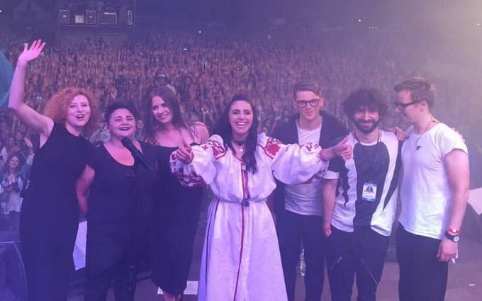 """Джамала похвалилася виступом на фестивалі """"Бандерштат"""": опубліковані фото і відео"""