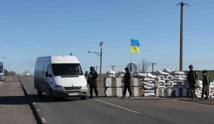КПВВ в Марьинке возобновил работу