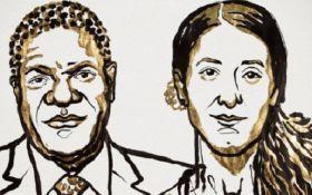 Названы лауреаты Нобелевской премии мира-2018