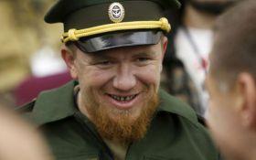 У Росії поглумилися над портретом Мотороли: опубліковано відео