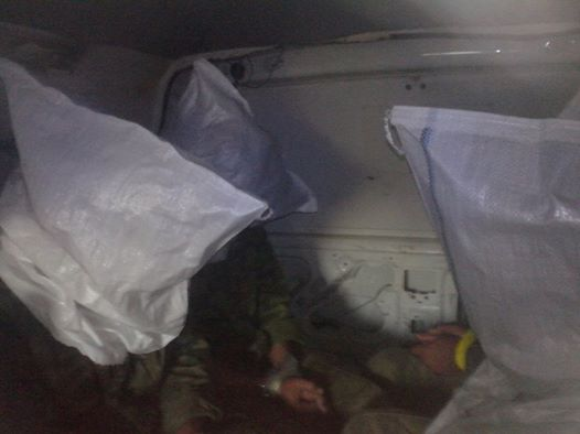 В сети сообщили о взятом в плен отряде боевиков ДНР: появилось фото (1)