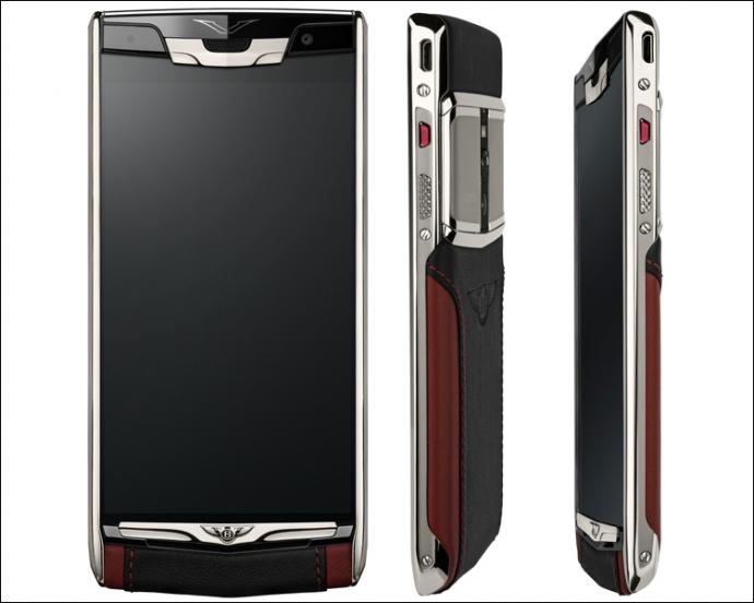 Vertu представила преміум-смартфон за $9000 Signature Touch for Bentley
