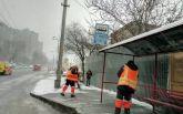 Київ засипало снігом: в мережі опубліковані яскраві фото та відео