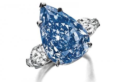 9 самых дорогих бриллиантов, которые были проданы на аукционах (10 фото) (4)