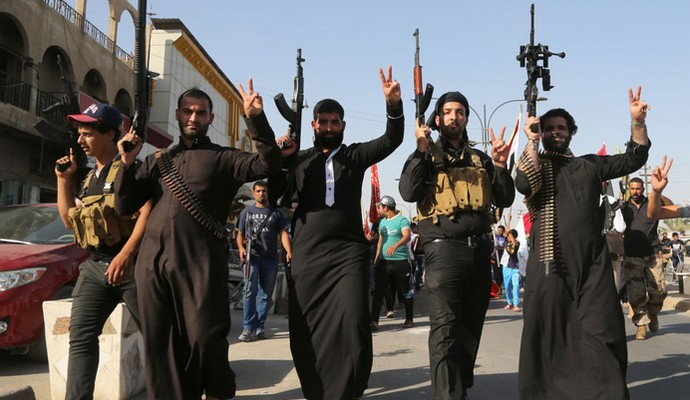 США просят поддержки НАТО в борьбе с ИГИЛ