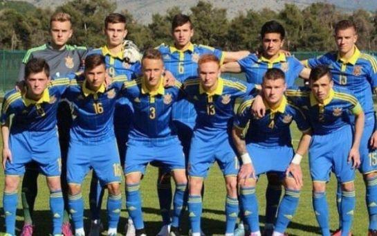 ТМ. Украина U-18 обыграла Словакию в серии пенальти