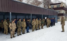 Военное положение в Украине: в каких областях начались масштабные военные сборы