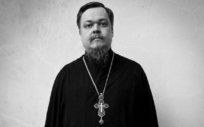 Российский священник выступил с призывом к войне