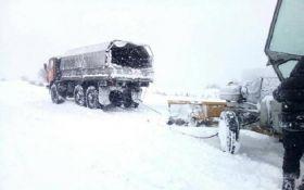 В некоторых областях Украины объявили штормовое предупреждение