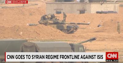 Журналисты случайно засняли российские войска во время наземной операции в Сирии (4)