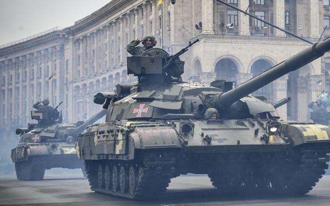 У мережі показали ефектне відео з українськими танками