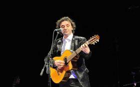 Легендарный музыкант выступит в Киеве на День святого Валентина