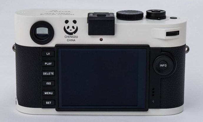 Компания Leica представила компакт M-P Panda Edition (4 фото) (2)