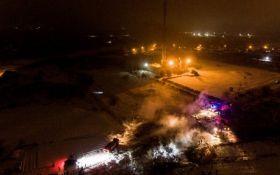 Авиакатастрофа в Кременчуге: названы имена погибших