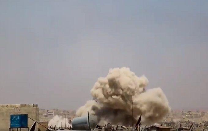 Що вертольоти Путіна роблять в Сирії: з'явилося моторошне відео