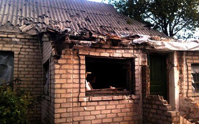 Боевики обстреляли жилые секторы вШирокино иБердянском