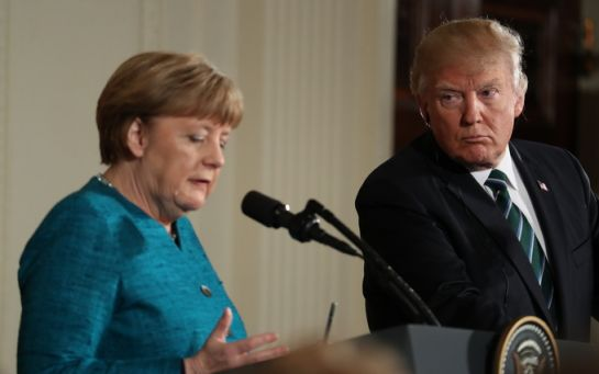 Трамп вирішив жорстко помститися Меркель - вже прийнято рішення
