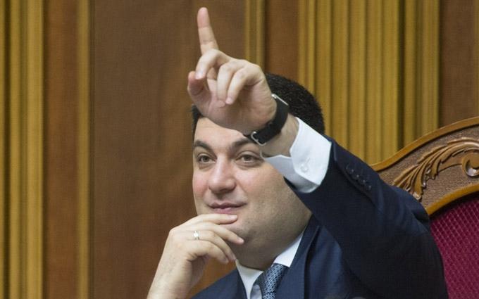 З'явилося відео гучних слів Гройсмана про Тимошенко