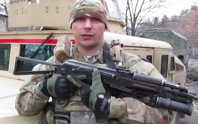 Украинский десантник написал стих женщинам к 8 марта: опубликовано видео