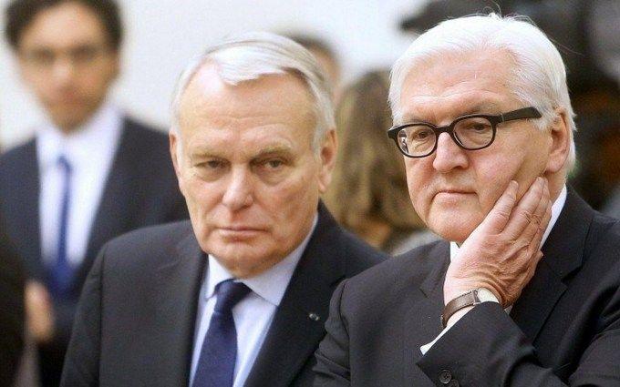 Клімкін прояснив скандальні заяви Німеччини і Франції про Донбас