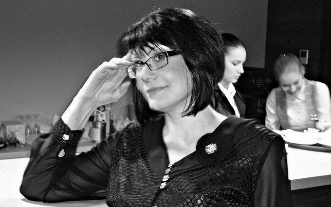 Померла відома українська телеведуча і журналістка
